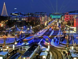 Christmas City Gothenburg