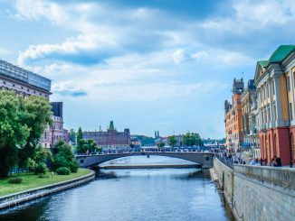 Interview with an American expat Adrianne George in Sweden